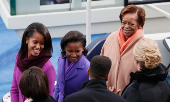 Michelle Obama's Vacation Could be Extended: Report