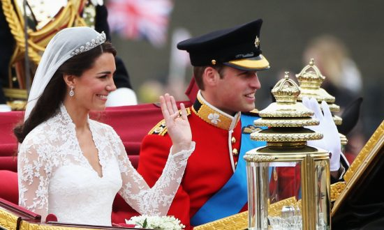William And Duchess Kate Wedding Cost $34 Million