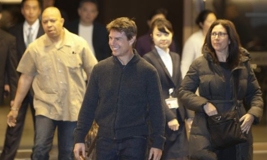 Tom Cruise Drops Project, 'Man from UNCLE,' to Work on 'MI:5'