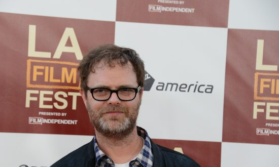 'Office' Star Stranded at Airport: Rainn Wilson Tries to Head to Scranton