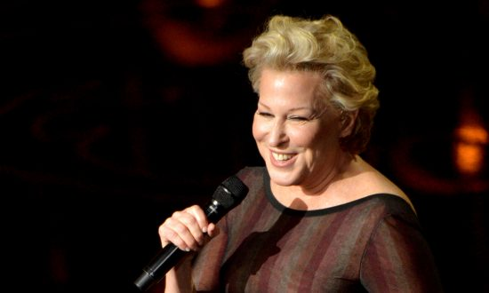 TheFappening : Bette Midler Nude Leaked