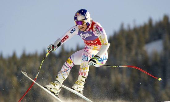 Skier Lindsey Vonn Responds to Criticism After Trump Comment