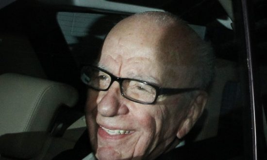Britain Says Fox Bid for Sky Gives Murdoch Too Much Power Over News