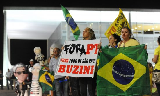 Brazil Has Not Learned Its Lesson