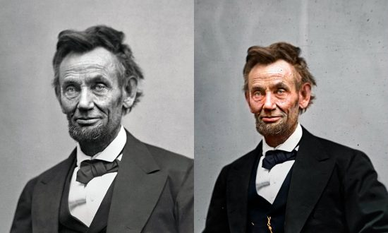 Colored Historical Photos Look Shockingly Lifelike
