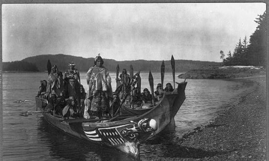 Rare Images of Native Americans Show A History Almost Forgotten