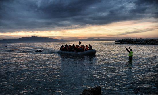 European Leaders Thinking of Setting up Asylum Camps Outside the EU