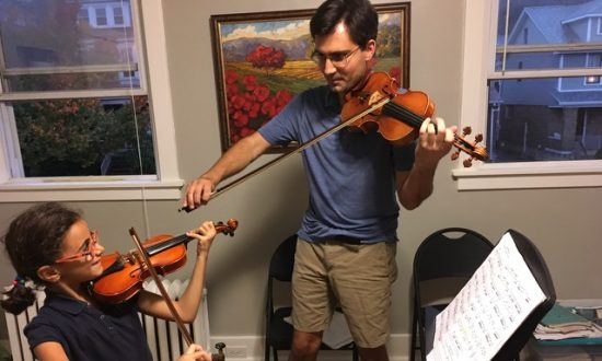 Suzuki Instructor Devin Arrington: Classical Music Training Can Break Down Barriers