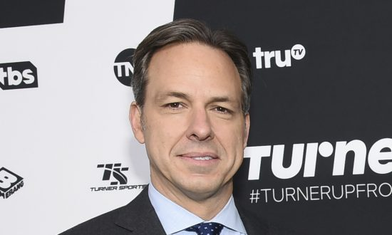 CNN and Jake Tapper Apologize for 'Unacceptable' Banner Text