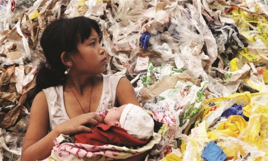 Film Review: 'Plastic China'
