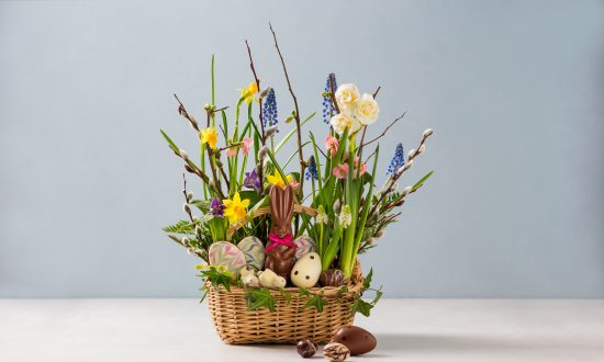 Beatrix Potter Would Have Liked This Charming Easter Basket