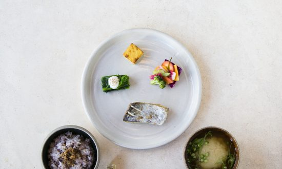 Breakfast Without Borders: Okonomi Serves Seafood-Centric Japanese Platters