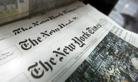 New York Times' False Story Crumbles Within 24 Hours