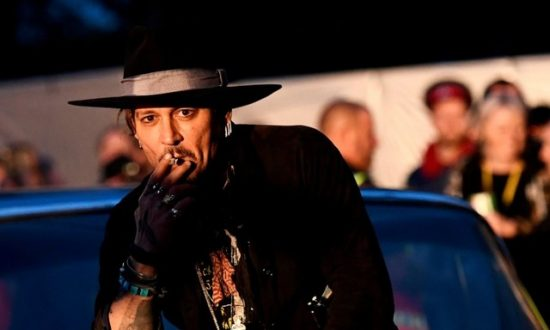 Johnny Depp's Son Suffers 'Serious Health Problems,' Says Director