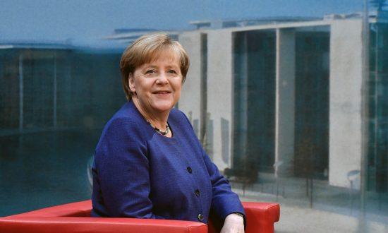 Merkel, the 'Indispensable European', Leads in Re-election Bid