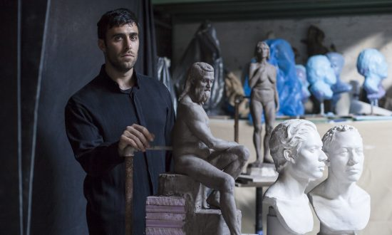 Sculptor Charlie Mostow Keeps It Universal