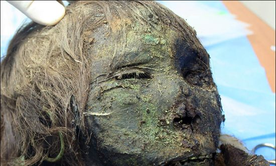 'Polar Princess' Mummy Found in What Was Thought to Be All-Male Cemetery