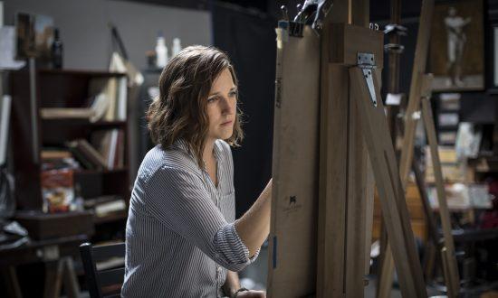 Artist Jessica Artman Finds Freedom in Structure
