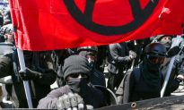 'Unmasking Antifa' Bill Is Introduced as Bulk of #DisruptJ20 Rioters Go Free