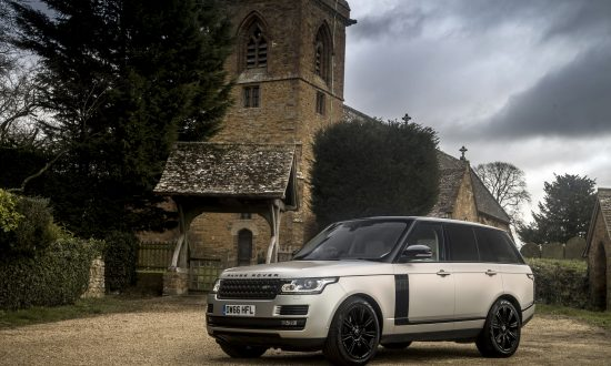 2017 Land Rover Range Rover HSE 4WD