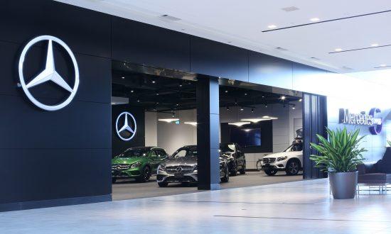 Mercedes-Benz Canada: Introduces Mercedes me Retail Space