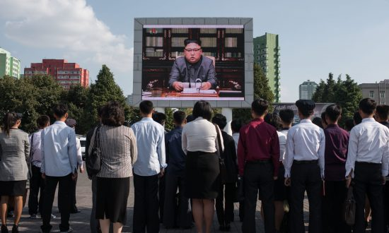 Dictator Kim Jong Un Claims He Has Nuclear Button on His Desk, Able to Strike America