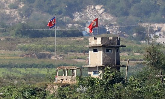 North Korea Defections Surge Over New Year's