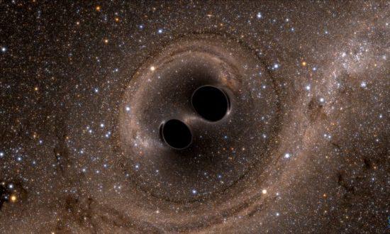 US Trio Win Nobel for Finding Einstein's Gravitational Waves