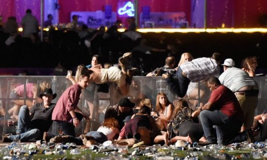 Navy Vet Killed in Las Vegas Shooting: Final FB Post Answers Question