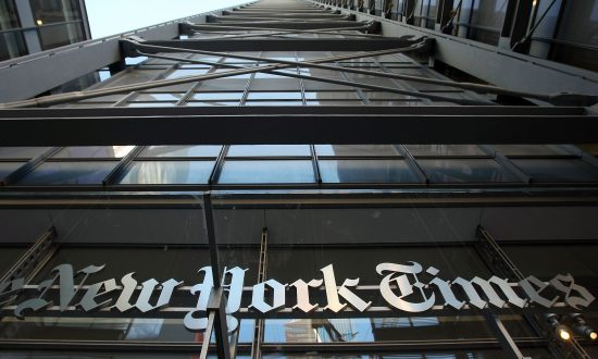 Undercover Video Shows Anti-Trump Bias of New York Times Staffer