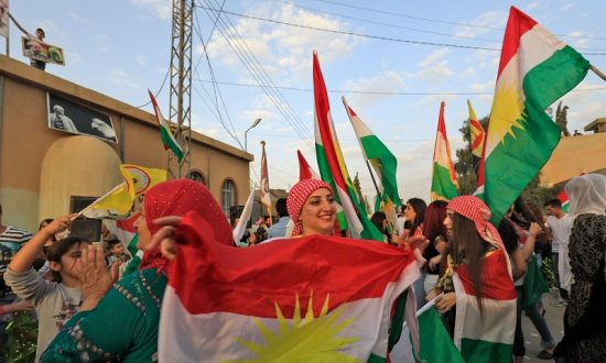 Kurdish Independence a Long Shot, But Possible