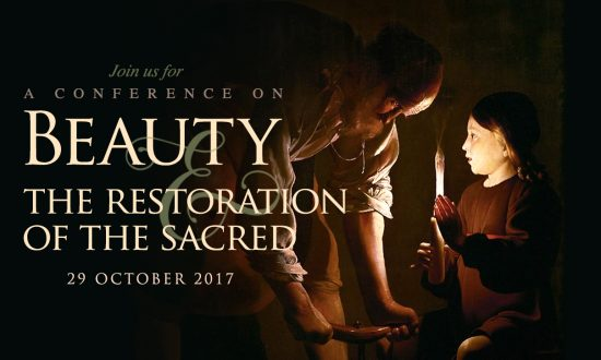 Beauty and the Sacred Discussed in Chicago Conference