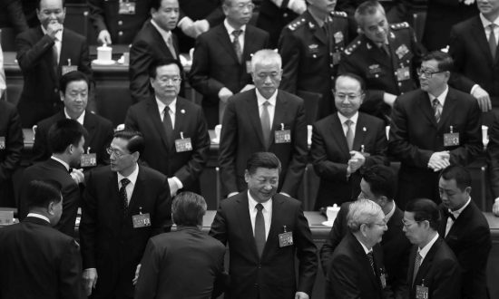 At Party Congress Xi Jinping Says China Will Lead