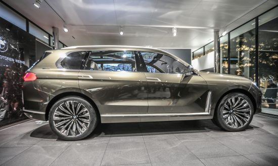BMW: Luxury Excellence Pavilion Premiers in Toronto