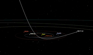 NASA: Strange Comet or Asteroid Could Be First Interstellar Object