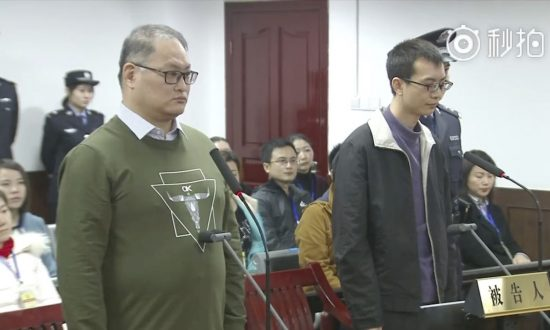 Chinese Regime Sentences Taiwan Activist to Five Years in Prison for Discussing Democracy on Facebook and WeChat