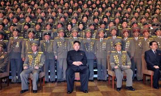 Trump Says North Korea Struggling Under Sanctions