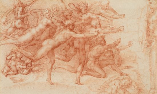 The Divine Creative Process of Michelangelo