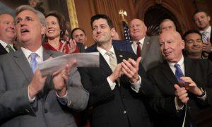 House Passes Tax Bill, Taking a Big Step Toward Tax Reform