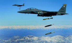 Joint US-Afghan Air Strikes Target Taliban's Opium Factories