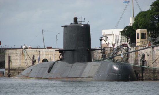 Crewman of Lost Argentine Submarine Sent Strange Message to Family Before Vanishing