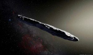 NASA Reveals First Ever Observed Object From Outside Solar System