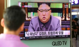 North Korea Threatens Retaliation over Terror Designation