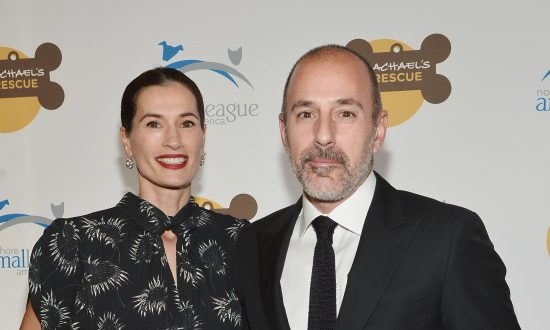 NBC Host Says Matt Lauer Is 'Reconnecting With Family' After Firing