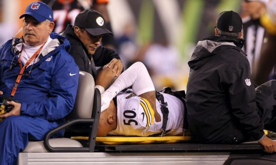 Steelers LB Ryan Shazier Starts Rehab After Scary Injury