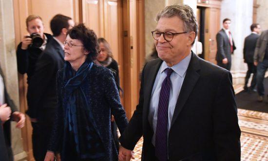Democratic Senator Franken Announces Resignation