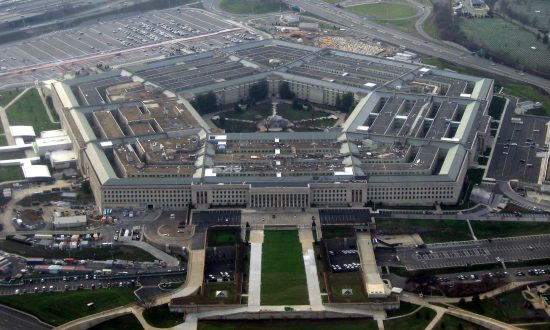 Pentagon Admits to Funding Alien Research Program