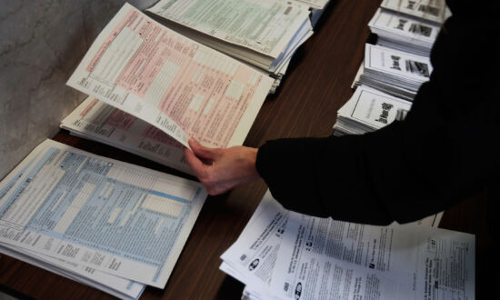 IRS Rolls Out Withholding Tables for New Tax Law