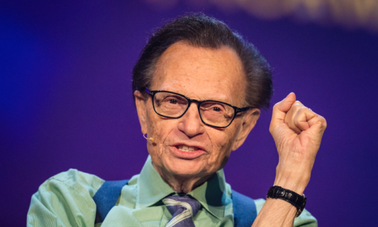 Woman Accuses Larry King of Twice Groping Her