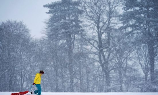 Hundreds of Schools Closed After Coldest Night of the Year